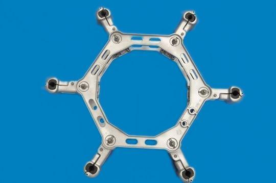 六分裂阻尼间隔棒(FJZ型)